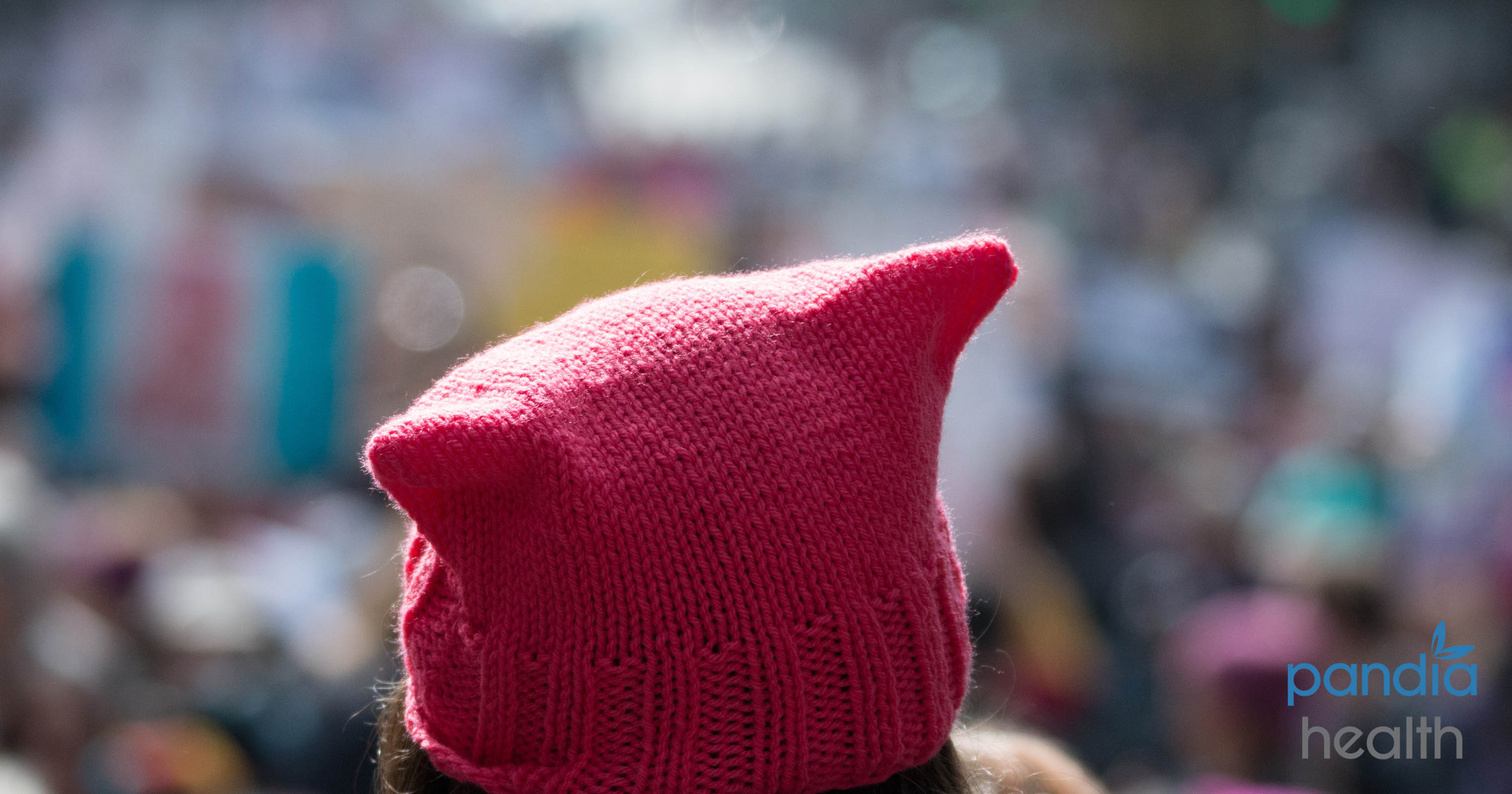 Women's march pink pussyhat