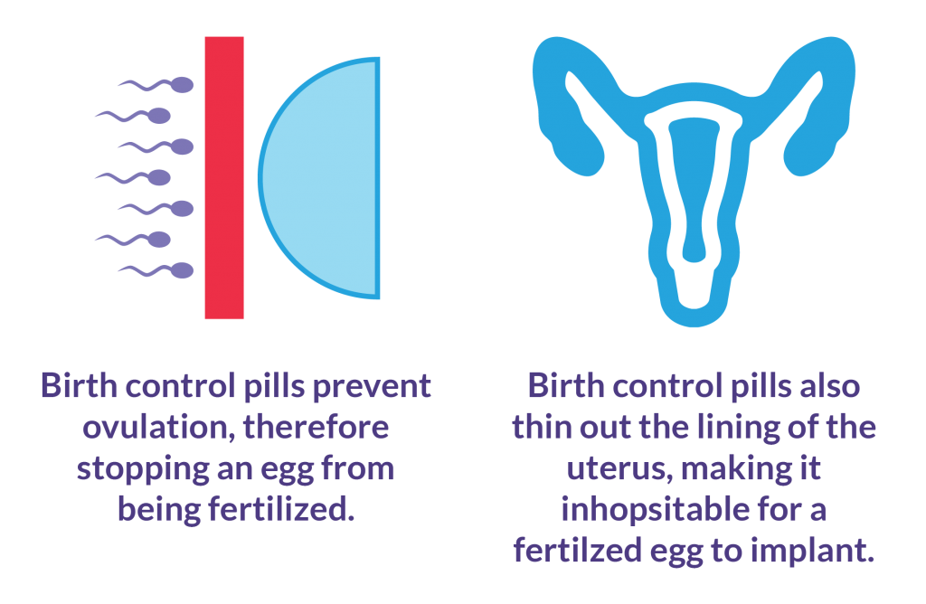 The Big Guide to the Pill - How They Work