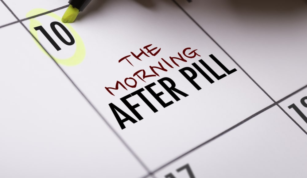 The Morning After Pill scheduled into calendar