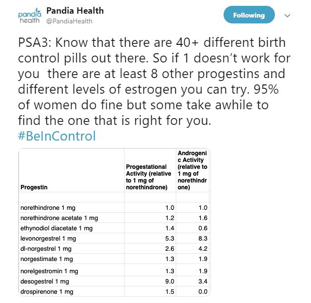 Pandia Health tweet in Livechat with Dar'Shun Kendrick, Georgia State Representative