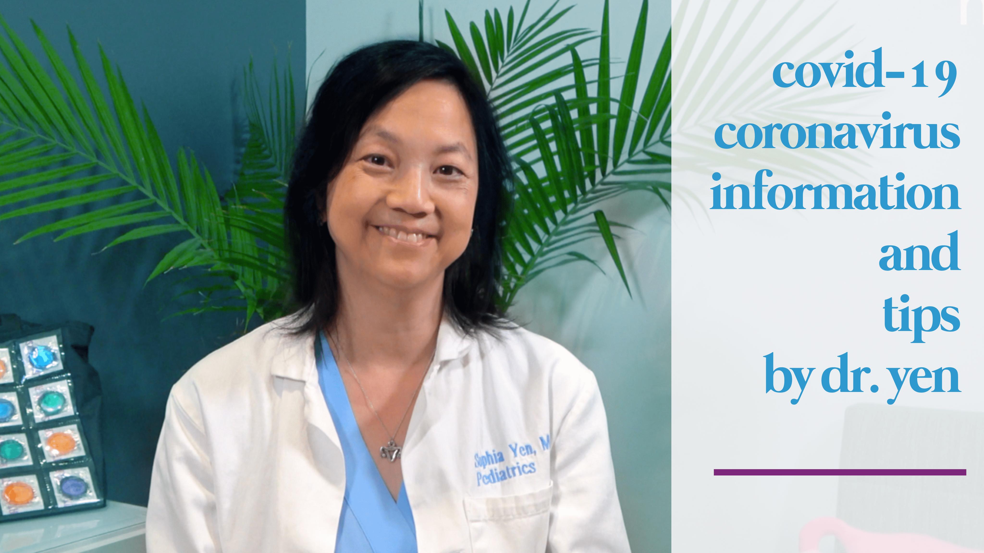Doctor Sophia Yen