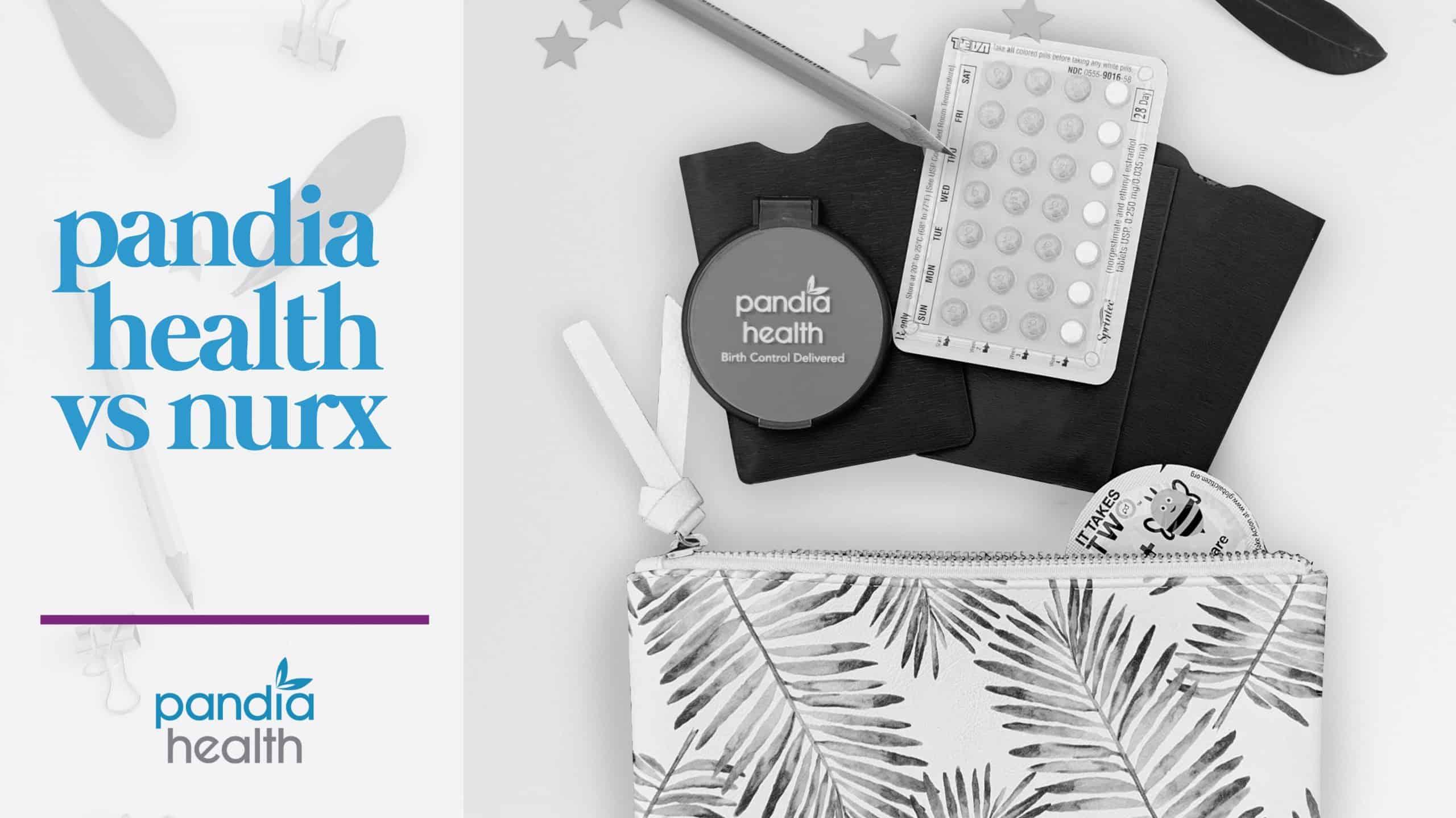 pandia health vs nurx