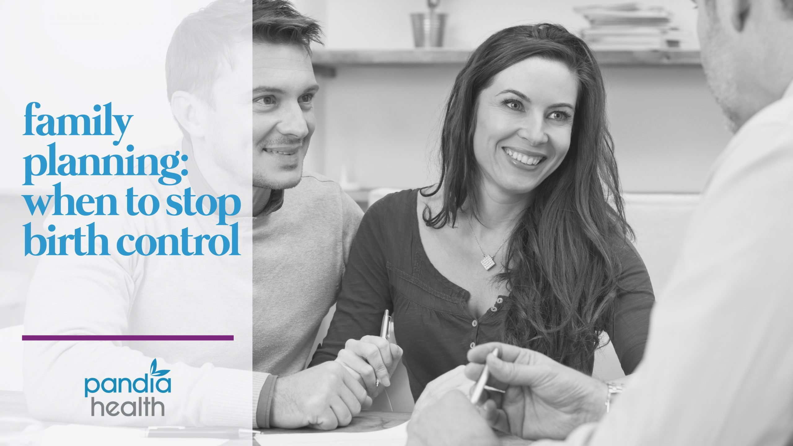 Family planning: when to stop birth control