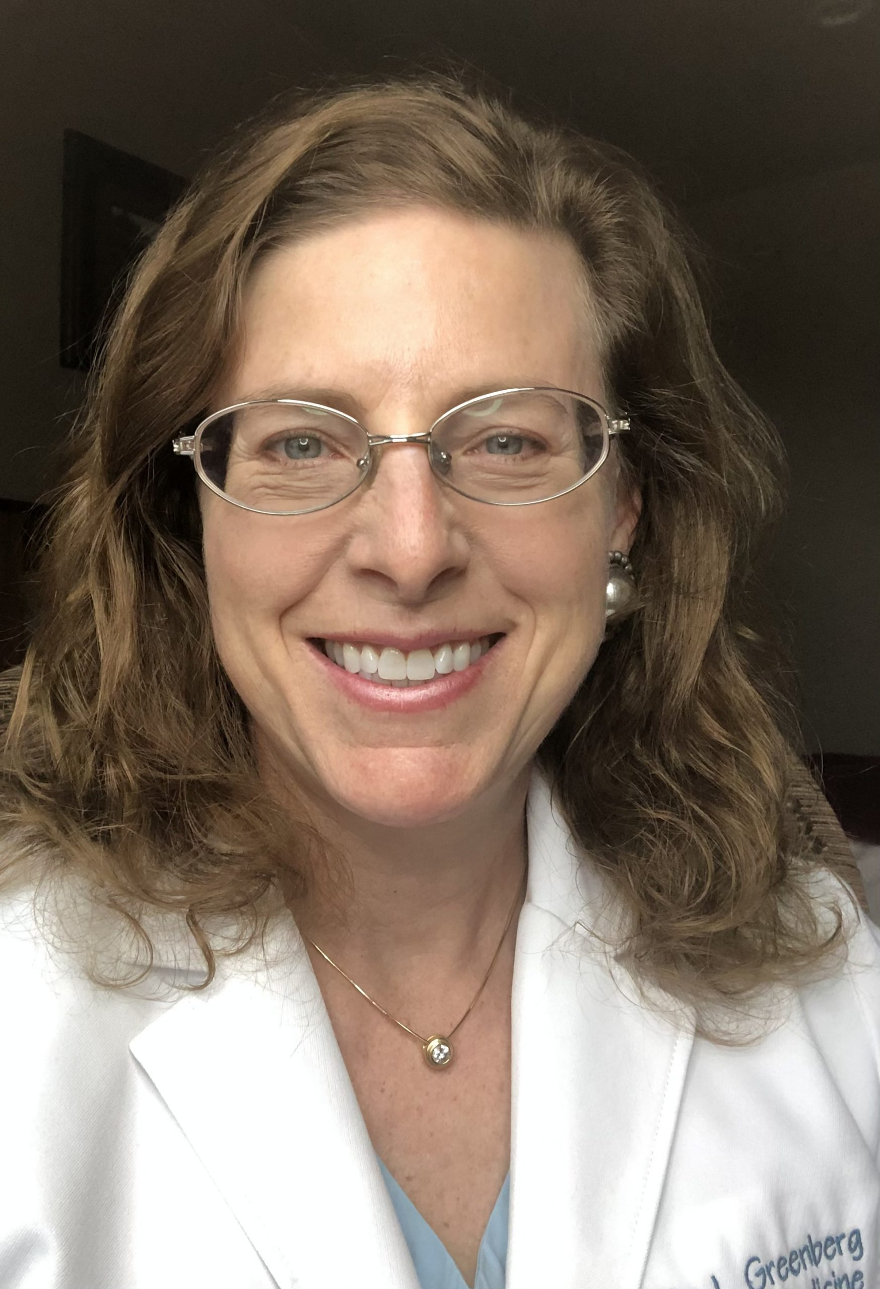 LESLIE GREENBERG, MD