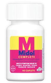 Bottle of Midol