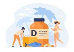 Image of Vitamin D Bottle