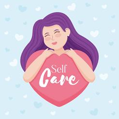 Self Care Graphic
