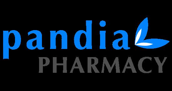 Pandia Health Logo home banner